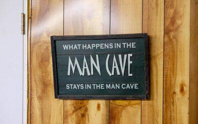 Magnificent Man Cave